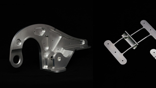 With customers in the aerospace, motorsport and medical sector, sub contractor Tridan Engineering says 5-axis work, programmed by EDGECAM, has become a major part of their manufacturing process.
